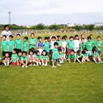 少年サッカー のびのびとサッカーを楽しめるようなチームをつくりたい?