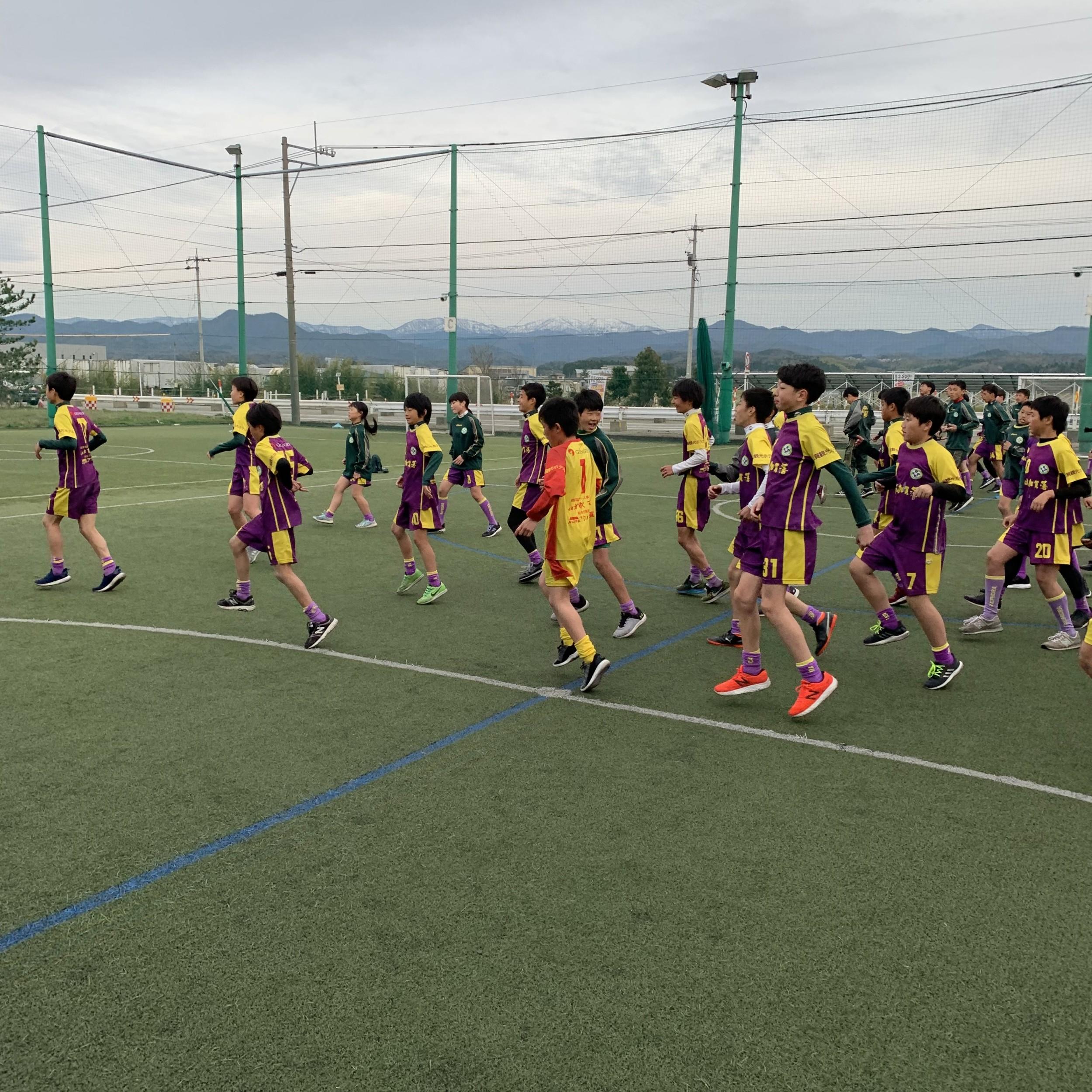 PNFCトレーニング